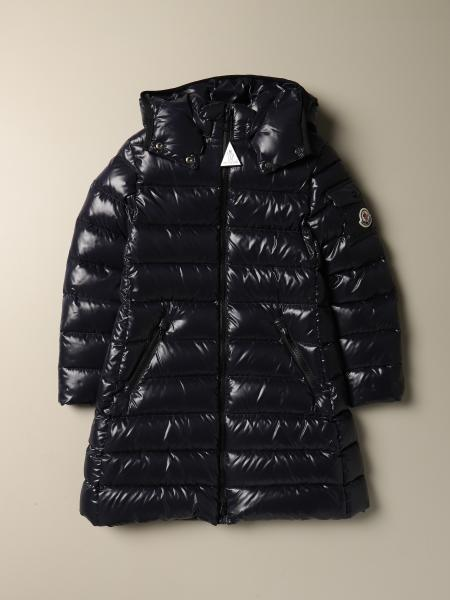 Moncler Moka down jacket in padded and shiny nylon