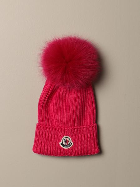 Hat girl kids Moncler
