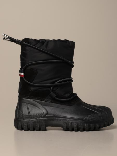 Chris Moncler snow boot in nylon and rubber