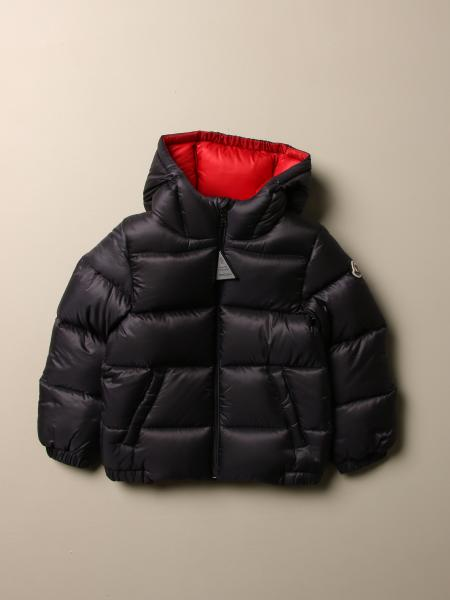 New Macaire Moncler down jacket in padded nylon