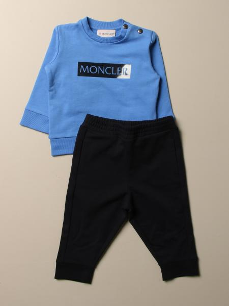 Overall kinder Moncler