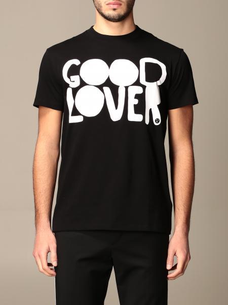 T-shirt Valentino con logo Good Lover