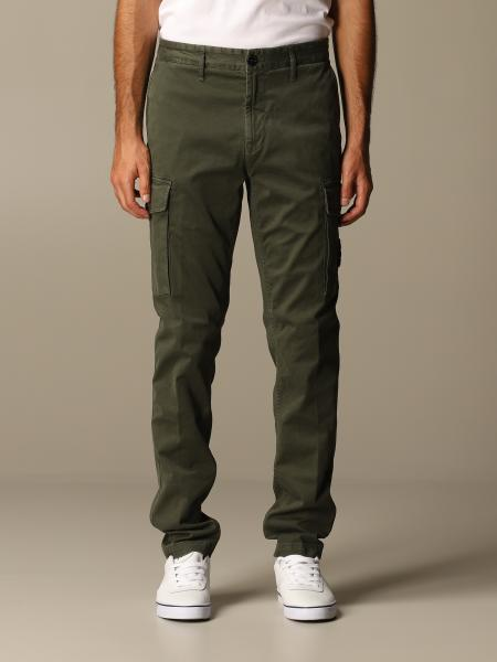 Stone Island men: Trousers men Stone Island