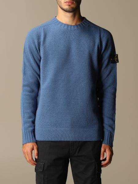Stone Island sweater in lamb's wool