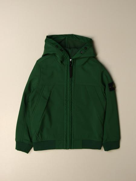 Jacket men Stone Island Junior