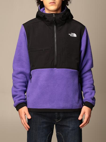 The North Face: Felpa The North Face in pile e cotone