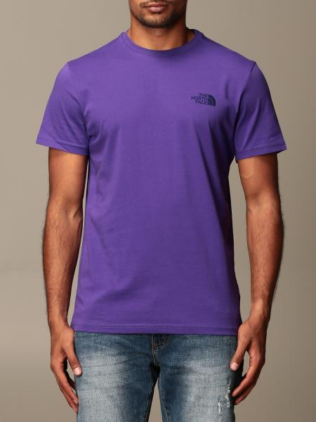 The North Face: T-shirt The North Face in cotone con logo