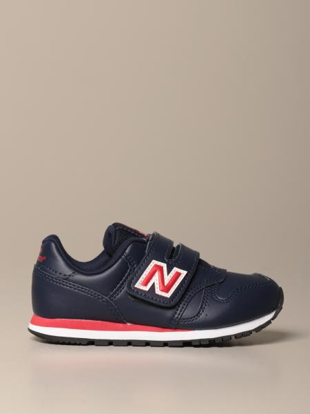 Sneakers 373 New Balance in pelle sintetica