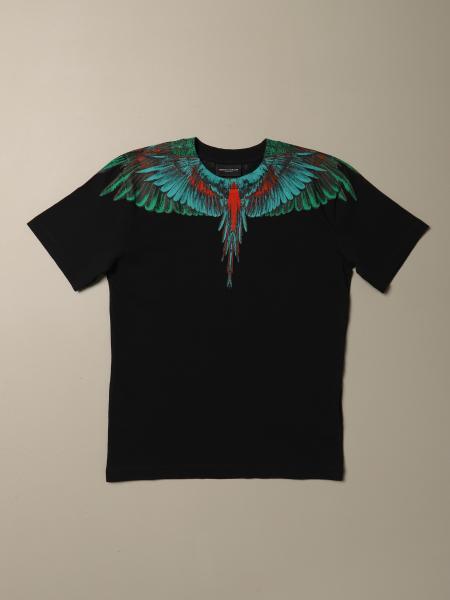 T-shirt Marcelo Burlon con stampa ali