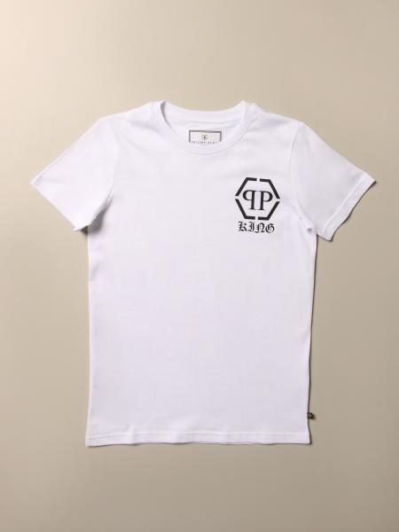 Philipp Plein: T恤 儿童 Philipp Plein