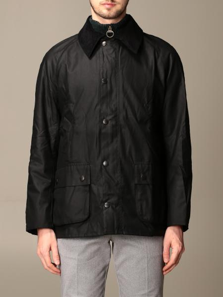 Barbour: Ashby Barbour jacket in coated cotton