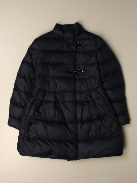 Fay: Virginia down jacket with 2 hooks
