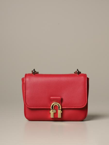 Cosy mini Furla bag in nappa leather