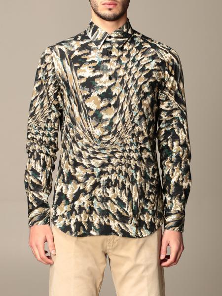 Рубашка Мужское Roberto Cavalli