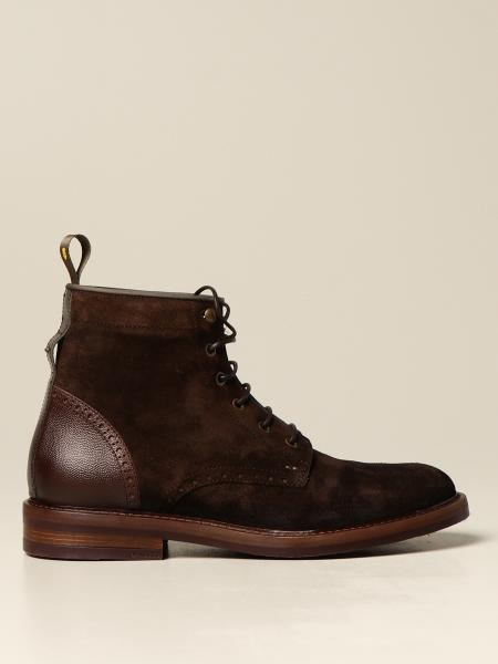 Brimarts ankle boot in suede