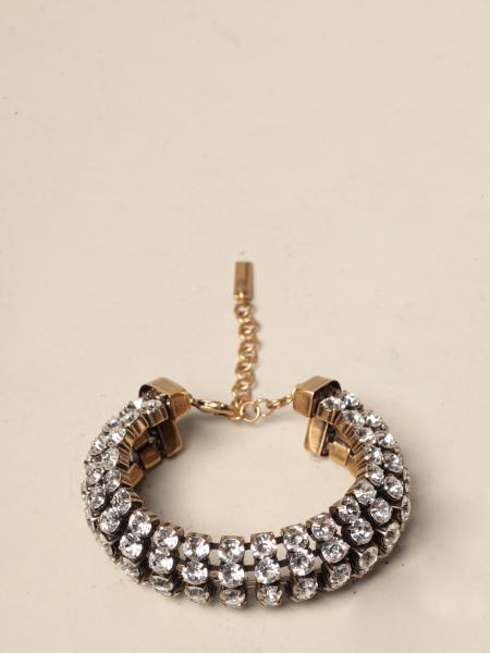 Blumarine: Bracciale collier Blumarine di strass