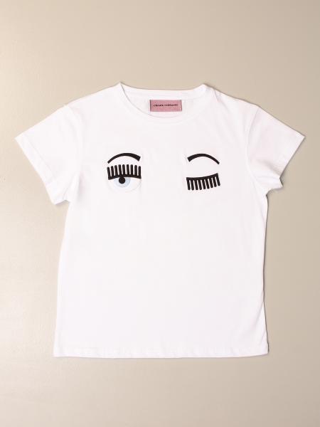 Camisetas niños Chiara Ferragni