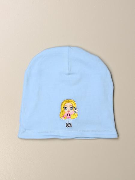 Hat girl kids Chiara Ferragni