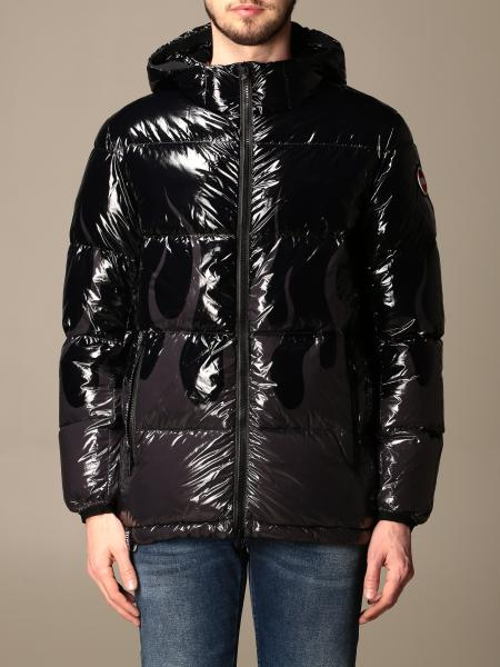 Colmar x Vision of Super glossy down jacket