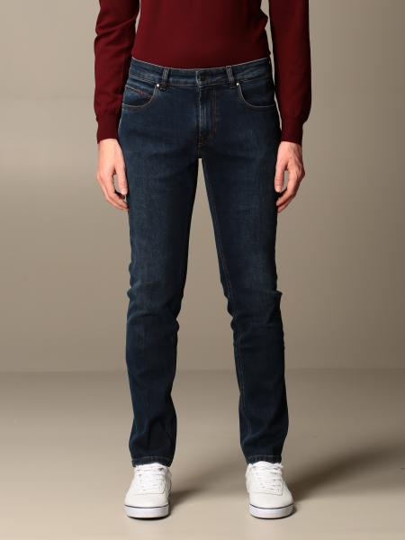 Fay jeans in slim stretch used cotton denim
