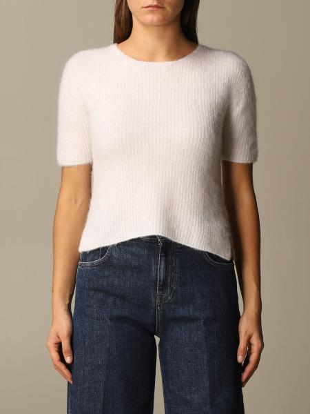 L'autre Chose crewneck sweater in Mohair