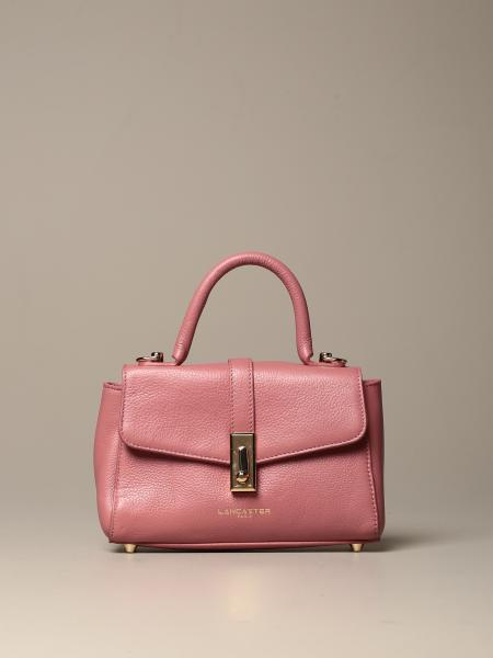 Lancaster Paris handbag in textured leather
