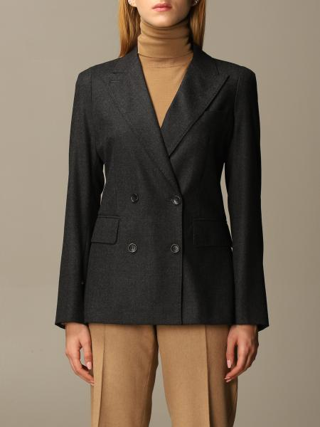 Max Mara Oblio flannel jacket