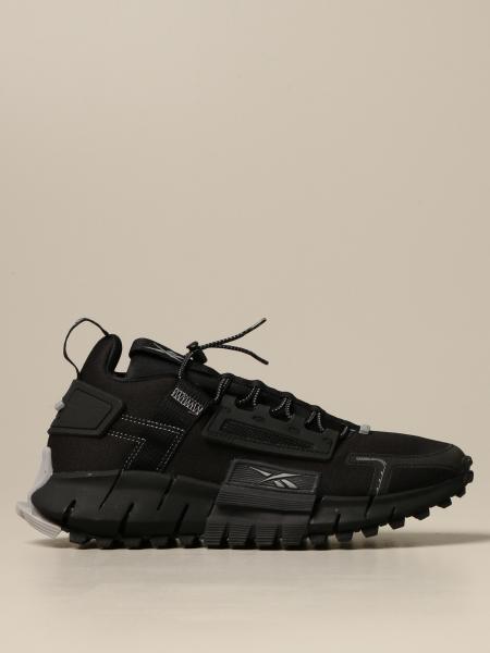 Reebok: Reebok kinetic Zig sneakers running