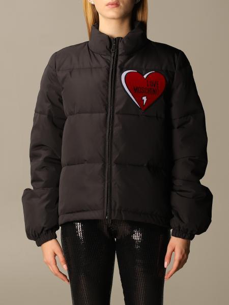Love Moschino: Jacket women Love Moschino