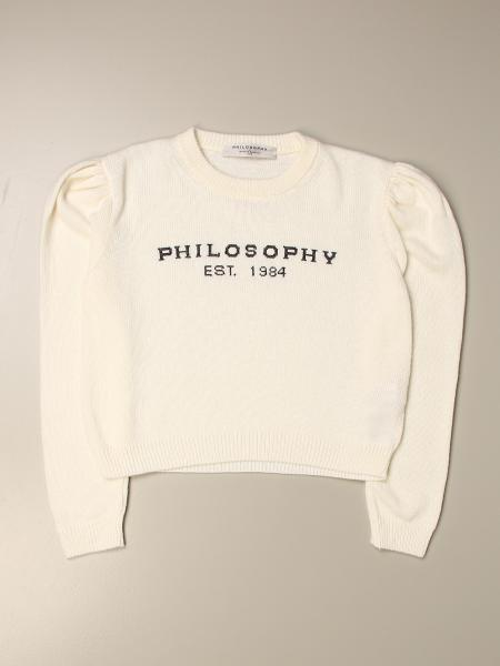 Philosophy Di Lorenzo Serafini pullover in wool blend