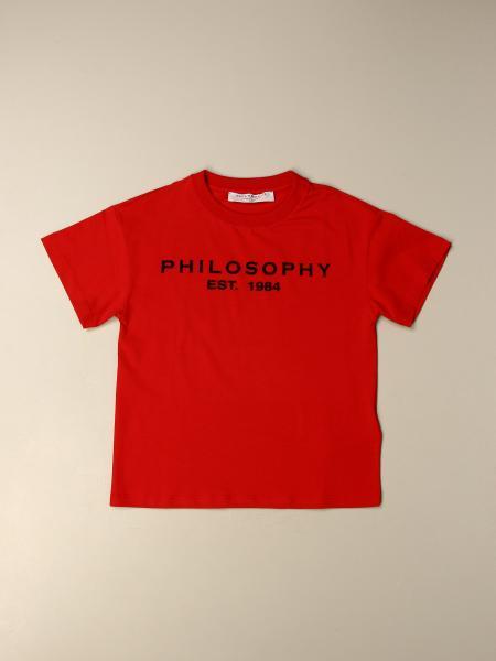 Maglia Philosophy Di Lorenzo Serafini con logo