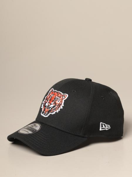 New Era: Cappello da baseball Coopstown heritage 39thirty New Era con patch tigre