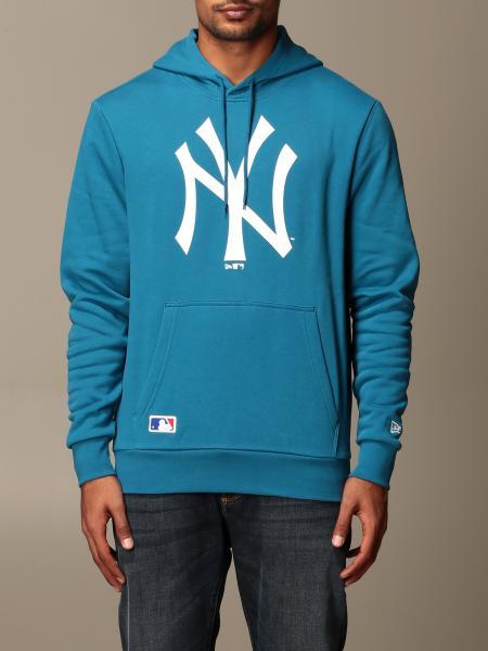 New Era: New Era hooded sweatshirt with NY logo