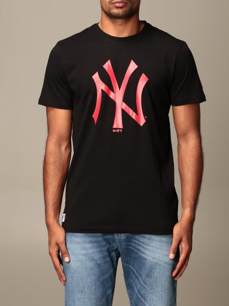 New Era: T-shirt New Era con stampa NY