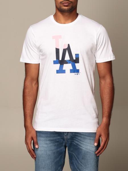 New Era: T-shirt New Era con logo LA