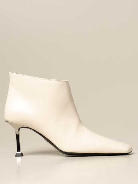 Paciotti ankle boot in leather