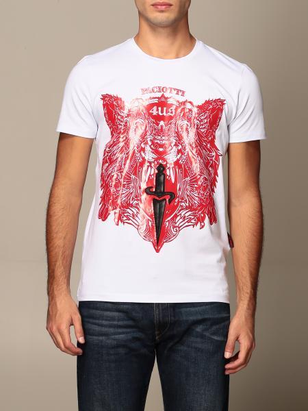 Paciotti 4Us men: Paciotti 4US T-shirt with logo print