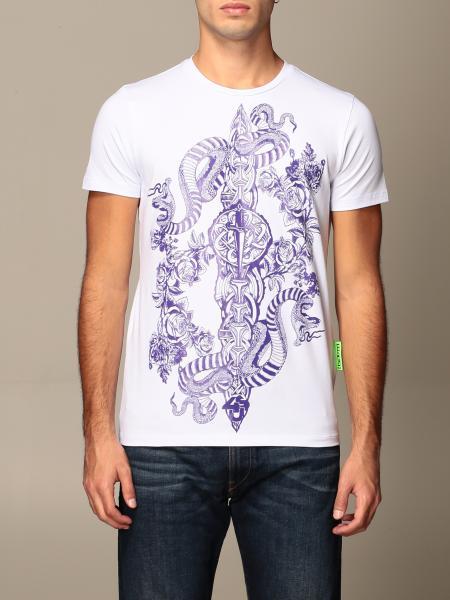 Paciotti 4Us men: Paciotti 4US printed T-shirt