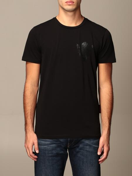 Paciotti 4Us men: Paciotti 4US T-shirt with panther print
