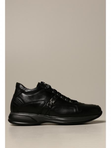Paciotti 4Us men: Paciotti 4US sneakers in leather