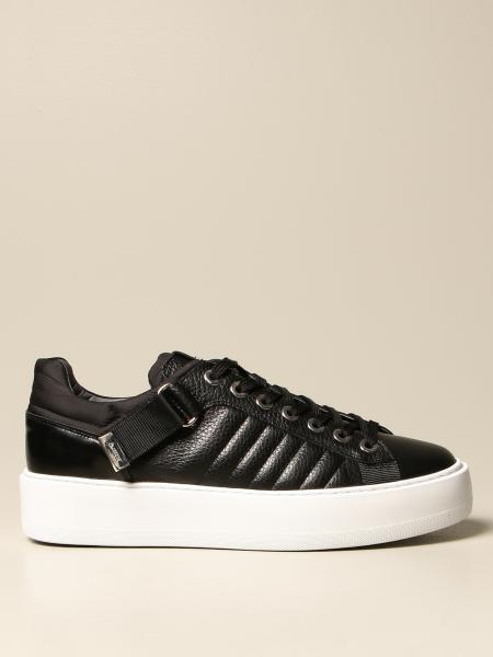 Paciotti 4Us: Star Paciotti 4US sneakers in quilted leather