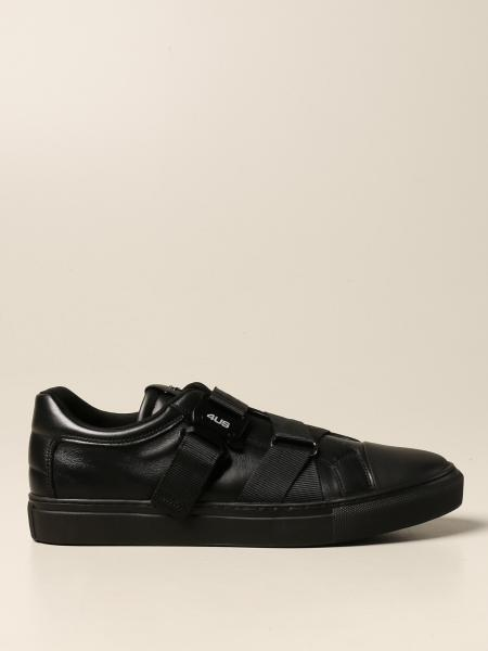 Paciotti 4US sneakers in leather