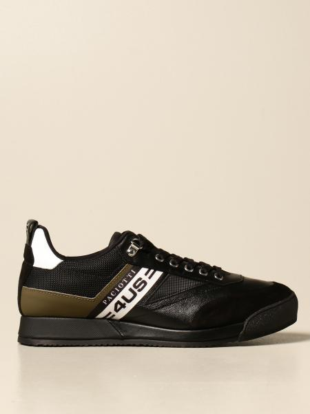 Paciotti 4US sneakers in suede and leather