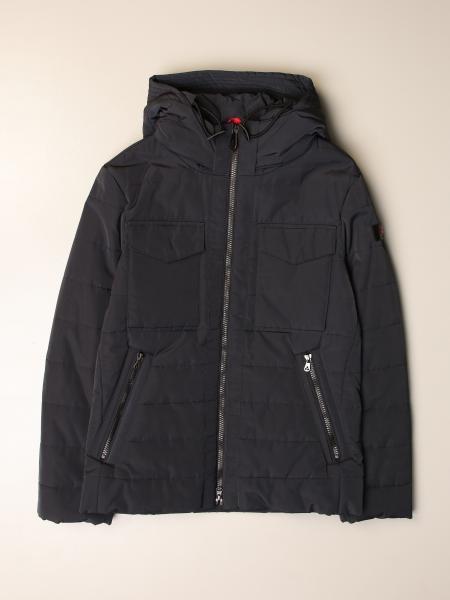 Peuterey kids: Peuterey Cerro mx jacket with hood