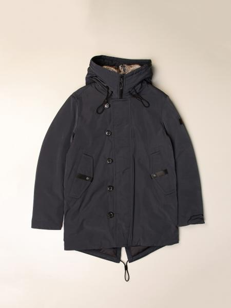 Peuterey long parka with hood