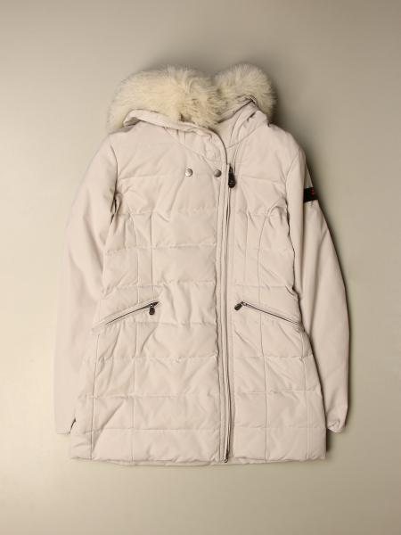 Peuterey kids: Peuterey Seriola down jacket in technical fabric