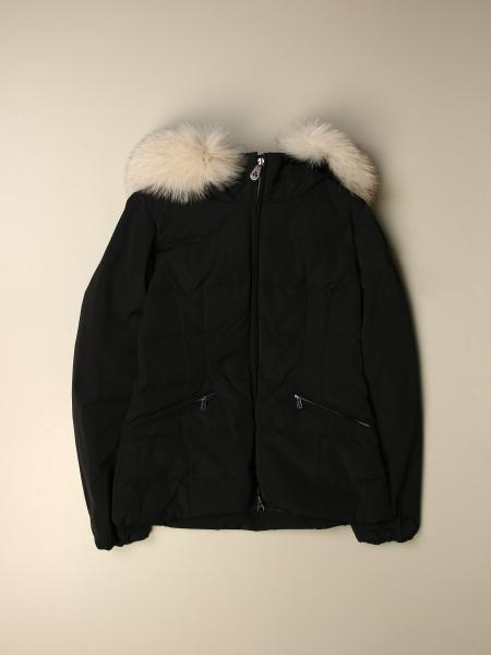 Turmalet Peuterey down jacket in technical fabric
