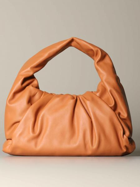 Borsa The Shoulder Pouch Bottega Veneta in pelle