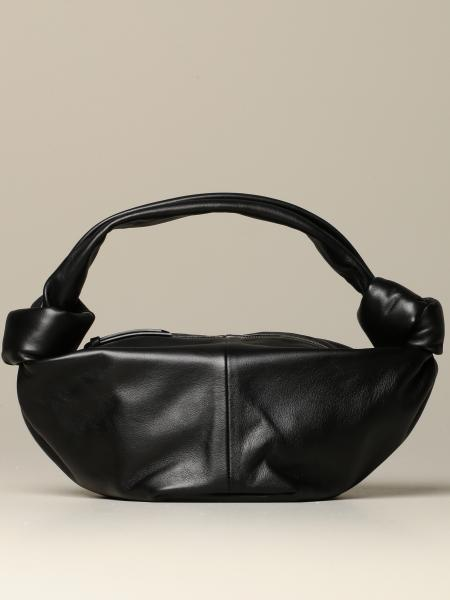 Borsa mini hobo Bottega Veneta in pelle