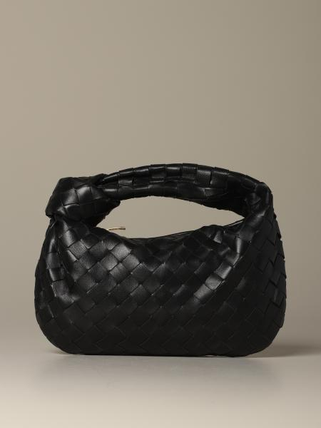 Bottega Veneta Jodie mini hobo 编织皮革手袋